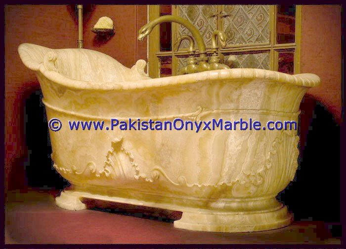 TOP QUALITY DECORATIVE ONYX BATHTUBS COLLECTION