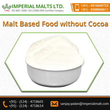 Malt Food without Cocoa/Raw Malt Food for Food Industry