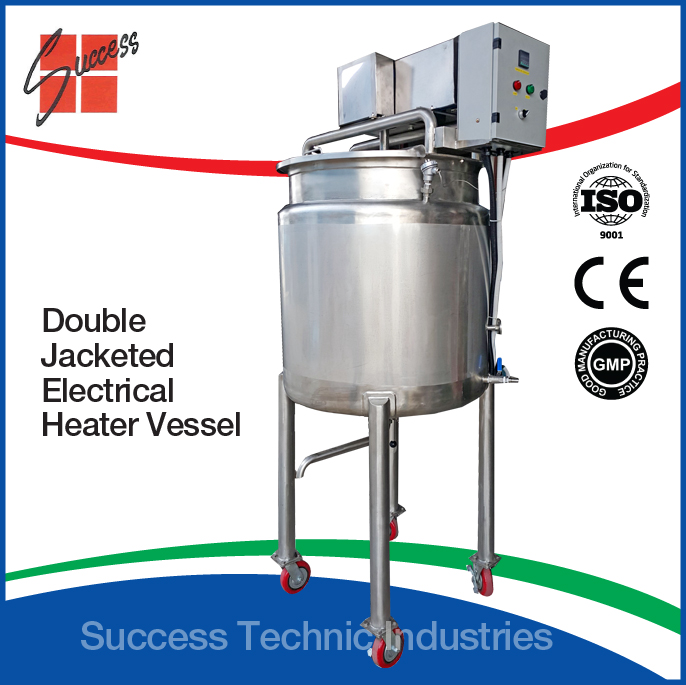 50L-2000L industrial Stainless Steel mixing heater tank/storage tank/storage vessel