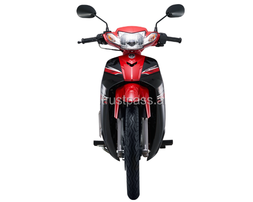 Best price !!! Si-ri-us 110cc motorbike (Red/Black)