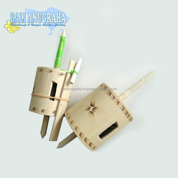Wholesales Cheap Bamboo Gangsing Whistle