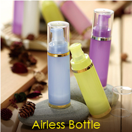Round Ampule/Serum Bottle/Dropper Bottle for Oil/Serum/Essence