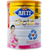 Milk Powder Arti gold mun Can 900g Made in Vietnam