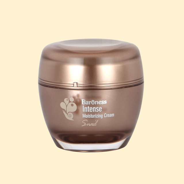 Brand New BARONESS Intense skin Moisturizing Snail Whitening Cream