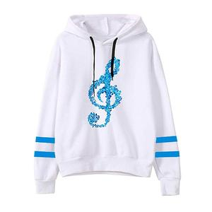 Women's Teen Girls Love Heart Long Sleeve Hoodie Sweatshirt Jumper Hooded Pullover Tops Shirt Blouse