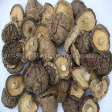 Bulk Whole Cultivated Smooth Dried Shiitake Mushroom