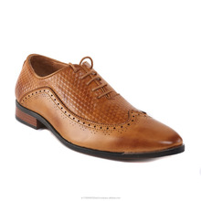 Dolphin Miles Branded Men's Oxford Shoes
