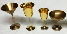 Premium Quality Antique Goblets for Vodka, Gin and Wine Brand Promotion