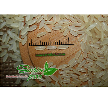 VIETNAM LONG GRAIN PARBOILED RICE 15% BROKEN - BAGS OF RICE