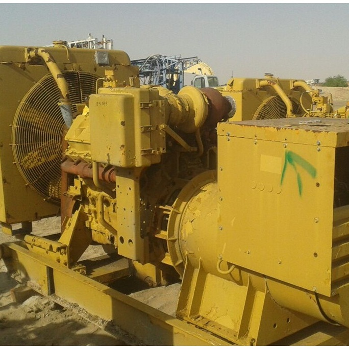 Caterpillar SR4 Generator Set
