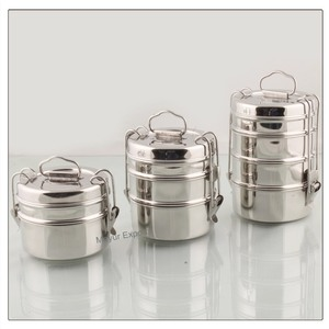 Stainless Steel Tiffin / Lunch Box / Meal Container
