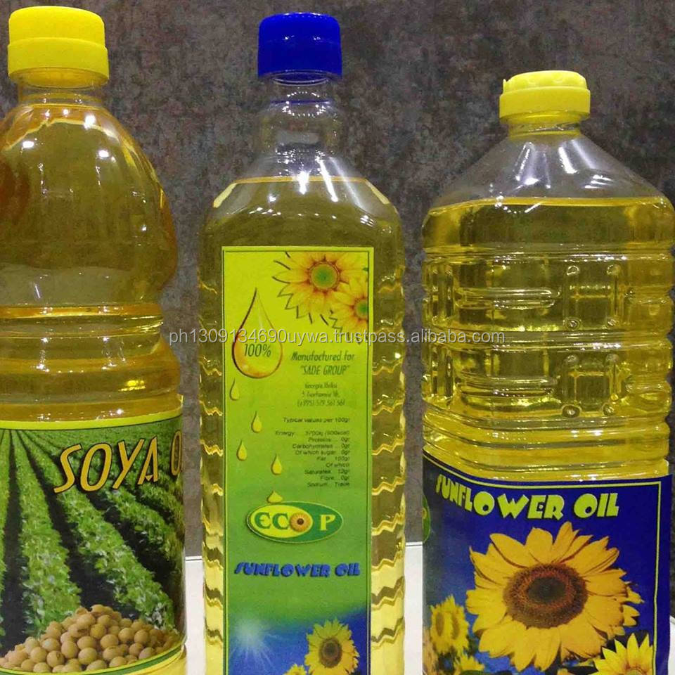 Brazil Quality Refined Sunflower Cooking Oil At Best Market Price