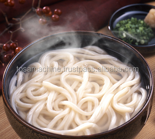 Dried refined bag packed Japanese udon noodle