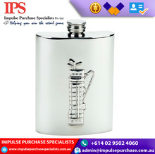Novelty hipflask Men's gift Armada Stainless Best Quality Steel hipflask Drinkware Mugs