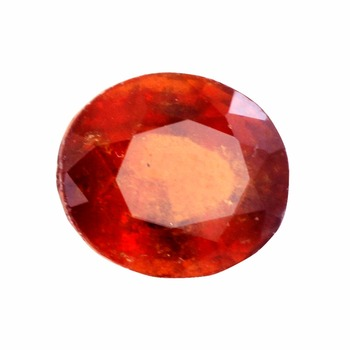 2.31 Cts Natural Brown Garnet Gemstone Cambridge