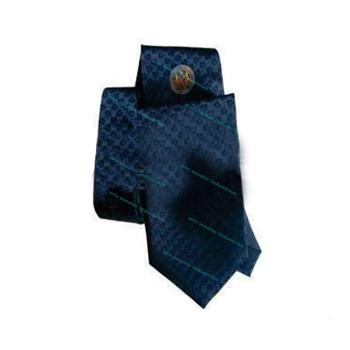Your own Lodge Tie Blue color