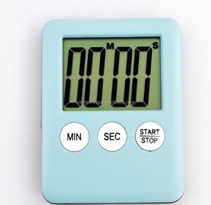 New Design Home And Kitchen Accessories Digital Kitchen Timer, Countdown Timer Display Battery Powered