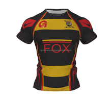 Custom Lycra Spandex Design Your Own Sublimated Rugby Shirt