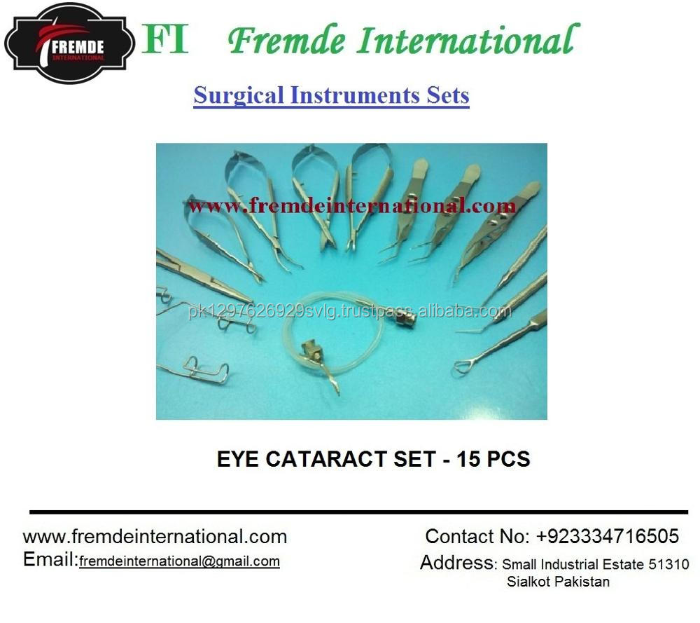 ENT SMR SURGICAL INSTRUMENTS SET OF 20 PIECES HIGH QUALITY CE CERTIFIED