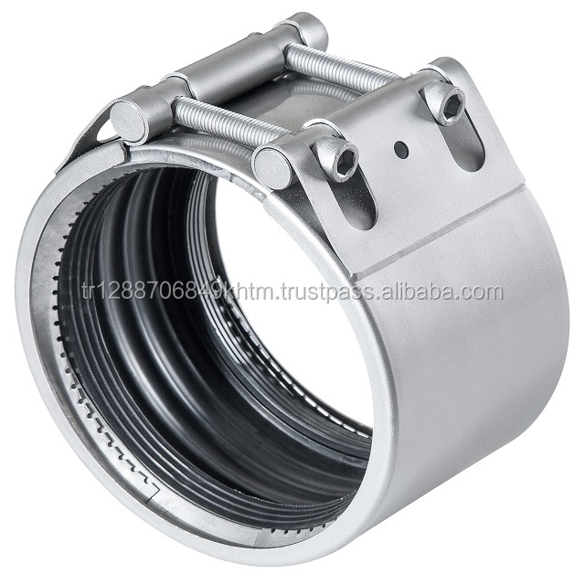 GIF Professional Manufacturer Recommended High Quality Pipe Repair & Connect Coupling