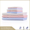 Wholesale softness colorful quick dry and compressed square shape 100% bamboo fiber hand towel