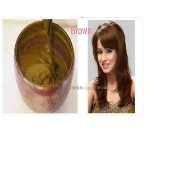 Brown Henna For Hair Color