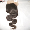 Straight Hair Frontal Lace Closure With Bundles