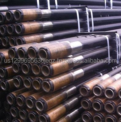 "Buy Water well drilling used 2 7/8"" DTH drill rods / drill pipe.. Good prices"