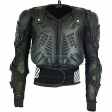 Motorbike Body Armor Safety Jacket Lightweight Shoulder/elbow/back/chest Protection/Spine