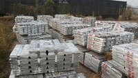 LME REGISTERED PURE ZINC INGOT 99.98% ,99.97%