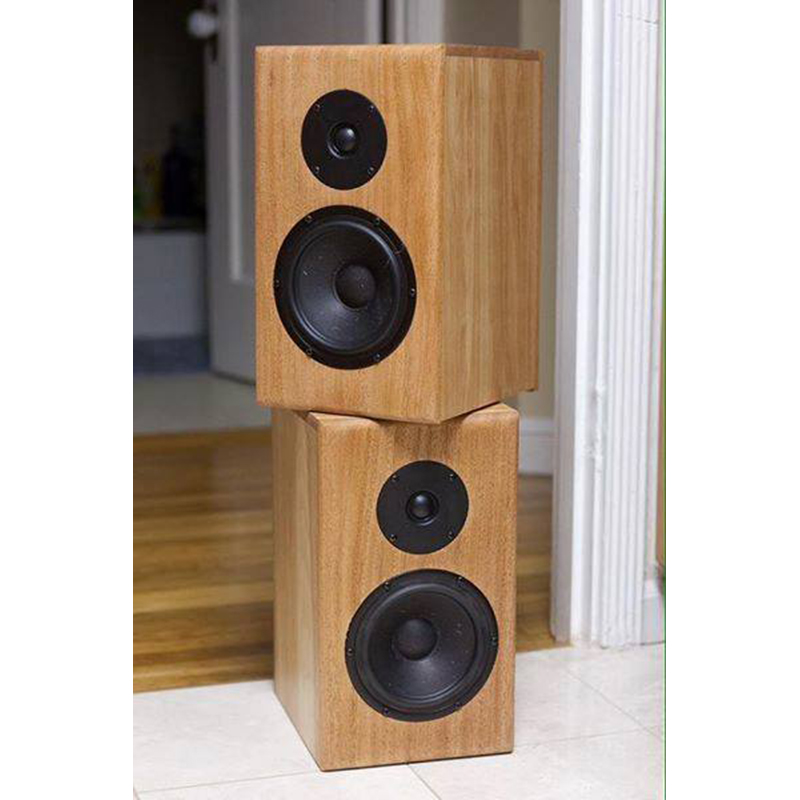Protective Shockproof For Music Speaker Wooden Box Wholesale