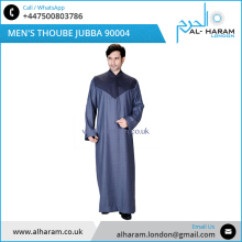 Latest Readymade Islamic Clothing Jubah Thobe/Thawb