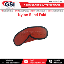 Nylon Blind Fold Used In Physical Education Drills To Prevent Obstruct