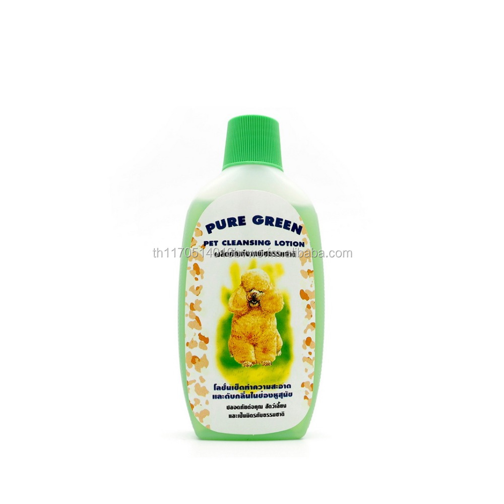 Puregreen Dog Ear cleaning lotion 150cc.