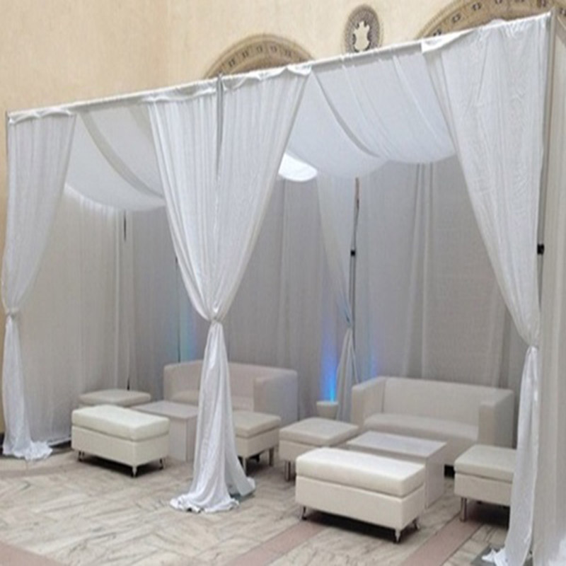 Telescopic pipe and drape for sale craigslist backdrop stand event party