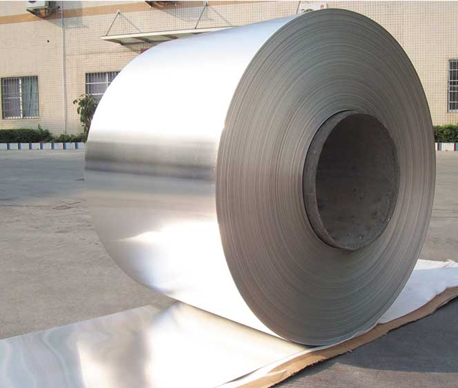 high quality Aluminum coil for airplane/aerospace/railway transportation/construction/packaging