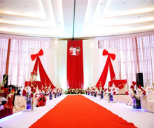 Cheap pipe and drape for events backdrop , wedding chuppah