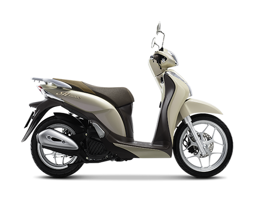 New design Gas Scooter 125cc manufactured in Vietnam