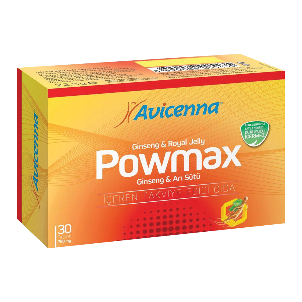 POWMAX Herbal Medicine for Big Penis Power Capsules Men Fertility Supplements Suplemento ...