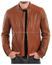 2013 model Men Leather Jackets