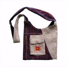 Ready made Hand Made Fabric Bag Daily Use Youth Style Tote Bag