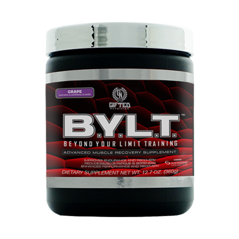 Gifted Nutrition B.Y.L.T. Intraworkout Beyond Your Limit Training