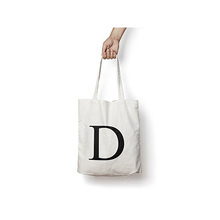 Hot Selling Digital Print Custom Cotton Shopping Bag from India