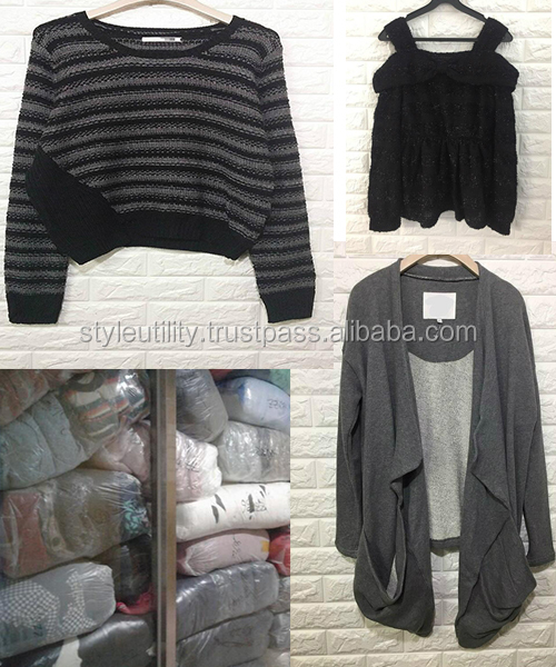 Woman's mixed clothes for spring and fall eason from South Korea