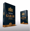 Herbal Smoking Sticks Black Swan - GARAM