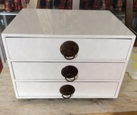 High quality best selling beautiful 3 drawers cabinet from Vietnam