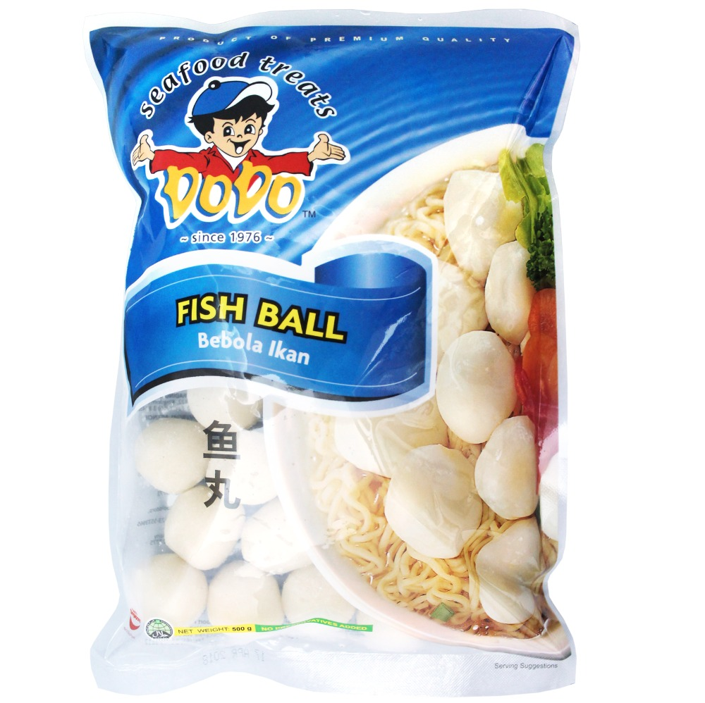 Prompt delivery singapore Fish Ball seafood ball