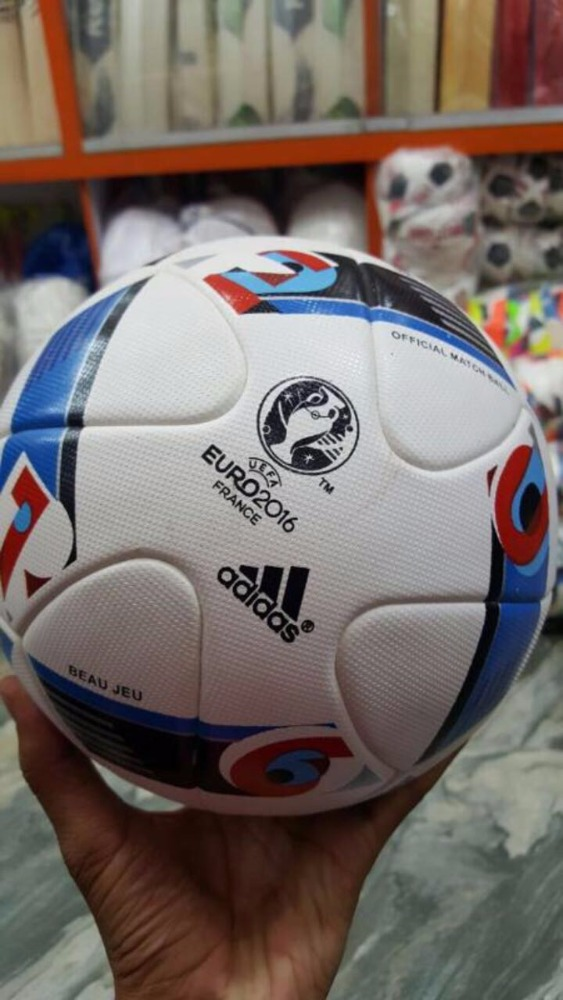 Top grade professional new arrival australian rules Soccer ball Euro cup