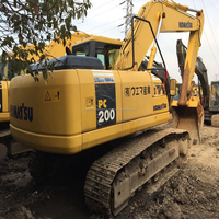 Japan Original Engine Good Condition Excavator