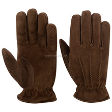 Factory Made Winter Ladies Sheep Skin Leather Gloves Buyers With Low Price